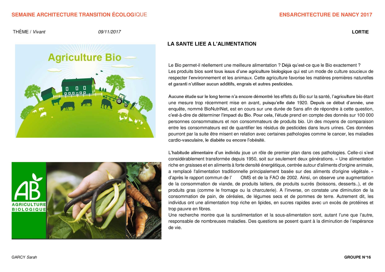 the transition to agriculture Synthèse de l'avis 6 l'agriculture française s'est fondamentalement transformée depuis l'après-guerre elle est désormais intégrée dans un système.